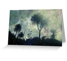 Musky Treeville Greeting Card