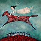 Flight of fancy by Amanda  Cass