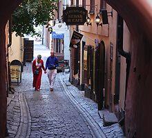 Jerusalem in  Stockholm by Alain Christopher