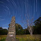 John Whitton Startrail by Andrew McNeil
