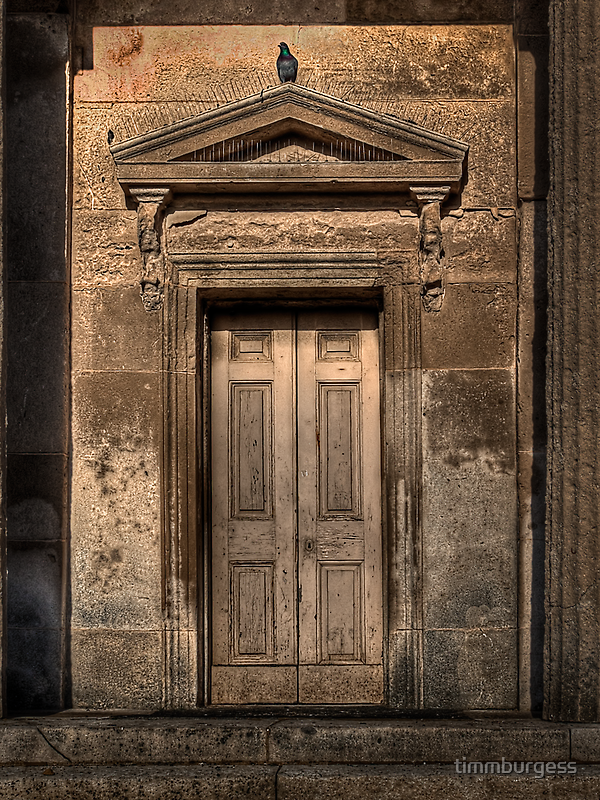 The Door by timmburgess