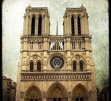 Notre-Dame de Paris by Marc Loret