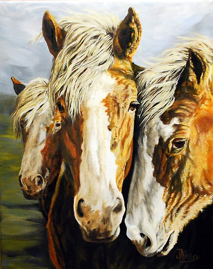 Three Amigos-colour by jlkinsey