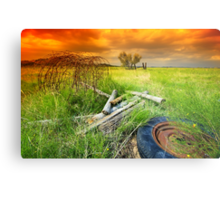 Stormy Day`s Metal Print