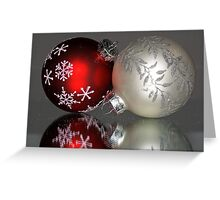 Christmas Duo Greeting Card