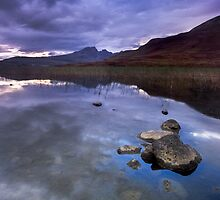 Loch Cill Chriosd, Skye by TomWK