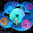 Dimensional Genesis - a fractal artwork by Gary Timothy