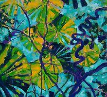 Fan Palms - Cape Tribulation by Cary McAulay