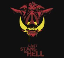 Last Stand in Hell - The Butcher Beast by Simon Sherry