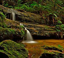 Terrace Falls #2 by VanceRoyce