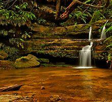 Terrace Falls #4 by VanceRoyce