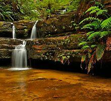 Terrace Falls #6 by VanceRoyce