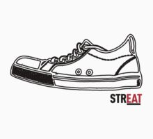 STREAT white sneaker by STREAT