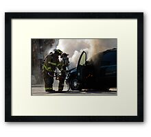You Know It's a Bad Day When.... Framed Print