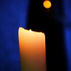 Candlelight Vigil At Dusk by RobbieAnton