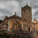 St John the Baptist Church in Axbridge by Peter Ellison