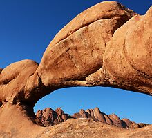 Hole in the Wall - Spitzkoppe, Namibia by digsy