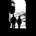 Silhouttes in love by Francesco Malpensi