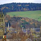 Peebles in Autumn by emanon