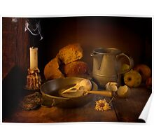 An Earthly Meal Poster