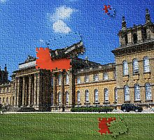 Palace In Pieces by Dave Godden