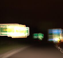 Tripping down the lost highway by Neil Crittenden