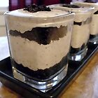 Cookies &amp; Creme Dessert Shots by Kimberly Morales