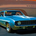 Yenko Camaro by Stuart Row