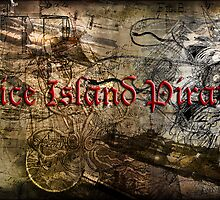 Spice Island Pirates by MarkYoung