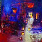 Crimson And Clover by danmasonartist