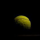 Tennis Ball by Paul Benjamin