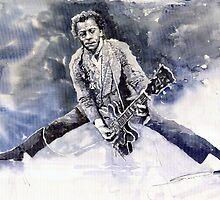 Rock & Roll Music Chuk Berry by Yuriy Shevchuk