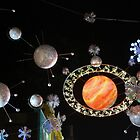 Christmas Planets by Karen Martin