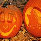 My pumpkins! by Cassie Jahn