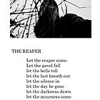 The Reaper - Poster by theresurrection