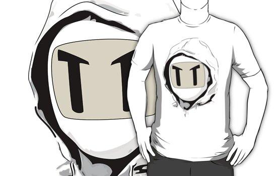 Unabomberman by THEtoeMas