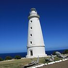 Light-house,Kangaroo Island,S.A. by elphonline