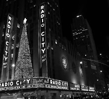 Radio City Christmas 2 by Michael J. Cargill