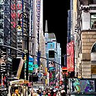 42nd Street New York by Iain Mavin