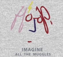 Imagine all the Muggles Kids Clothes