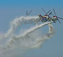 Smoke On!........... Break !.........Hold Breath !!!! by Colin J Williams Photography