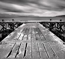 Portencross Pier by jaypeekay