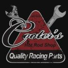 Cooter's Hot Rod Shop distressed by Jeff Smith