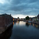 River Ouse - York  by Paul Benjamin