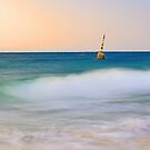 Cottesloe Beach Pylon - Western Australia  by EOS20
