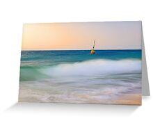 Cottesloe Beach Pylon - Western Australia  Greeting Card
