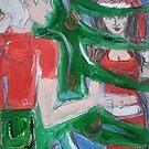Christmas Hide & Seek by Anthea  Slade