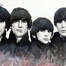 The Beatles by Yuriy Shevchuk
