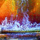 Fountain Of Life by Angela  Burman