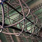 Elevator shaft by Gabor Pozsgai